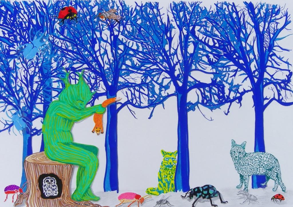 TreemanHoldingTheFox_Kirkham