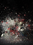 "Ori Gersht, ""Blow up No 3"", photograph, 2007"
