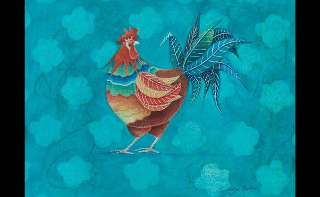 "Judith Logan ""Rooster"""